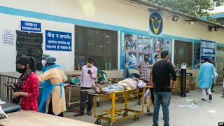 Inggris akan Kirim Bantuan Peralatan Medis untuk India