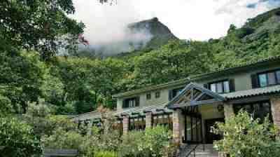 Machu Picchu Sanctuary Lodge, Machu Picchu, Peru