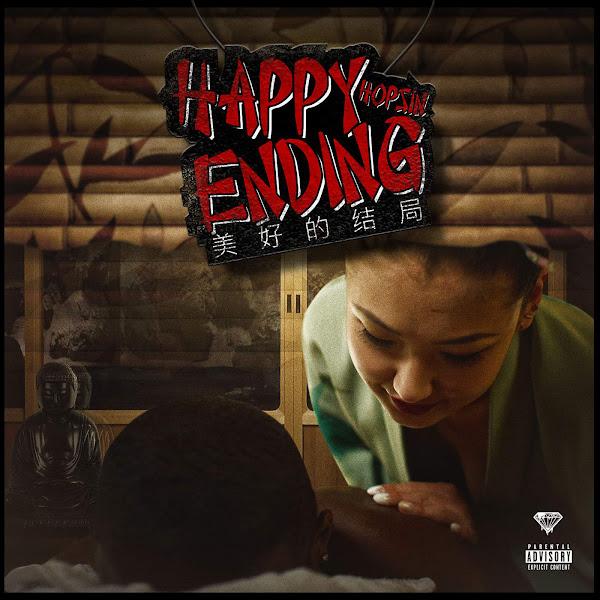 Hopsin - Happy Ending - Single Cover