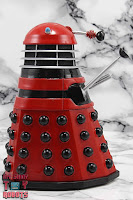 Custom TV21 Red Dalek Leader 06