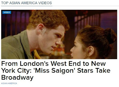 Post Archives: Thanks For Nothing NBC Asian America (Because Nothing About 'Miss Saigon' Is A Top Asian American Video)
