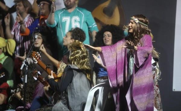 El recuerdo más emotivo para Rocío de los coristas gaditanos