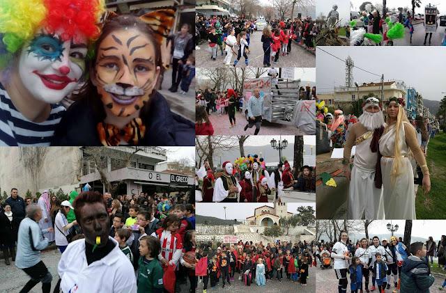 100+ φωτογραφίες από το καρναβάλι της Ηγουμενίτσας