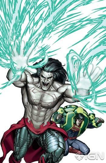 Villano de Superman en Nuevos 52