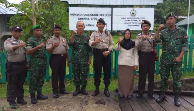Pemprov Papua Usulkan Penambahan Polres dan Kodim ke Komisi I DPR RI