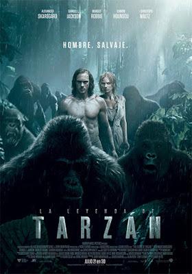 La leyenda de Tarzán 1080p Audio Dual Esp- Ing 1 Link