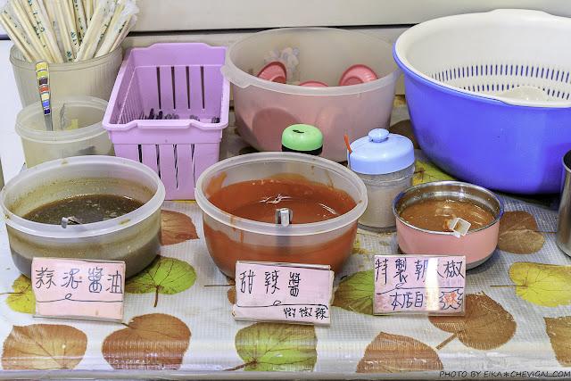MG 1266 - 丁記炸粿蚵嗲,古早味炸粿種類超豐富,內用還有豬血湯可以無限喝到飽!