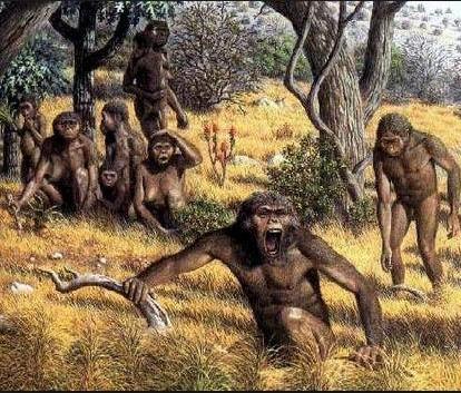 Jenis Manusia Praaksara (Purba) di Indonesia | Pintar Studi