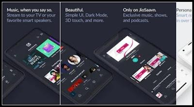 تطبيق JioSaavn Music Radio للأندرويد, تطبيق JioSaavn Music Radio مدفوع للأندرويد, JioSaavn Music Radio apk