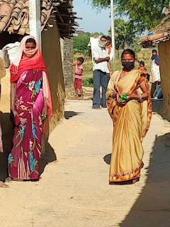 जनता को कोरोना वायरस जैसा राक्षस जो विश्व को महामारी की ओर ले जा रहा है उससे बचना जरूरी:विनोद माँझी।