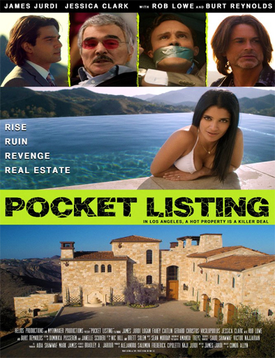 Ver Pocket Listing (2015) Online