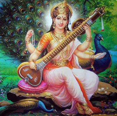 Saraswati Mata Ki Images