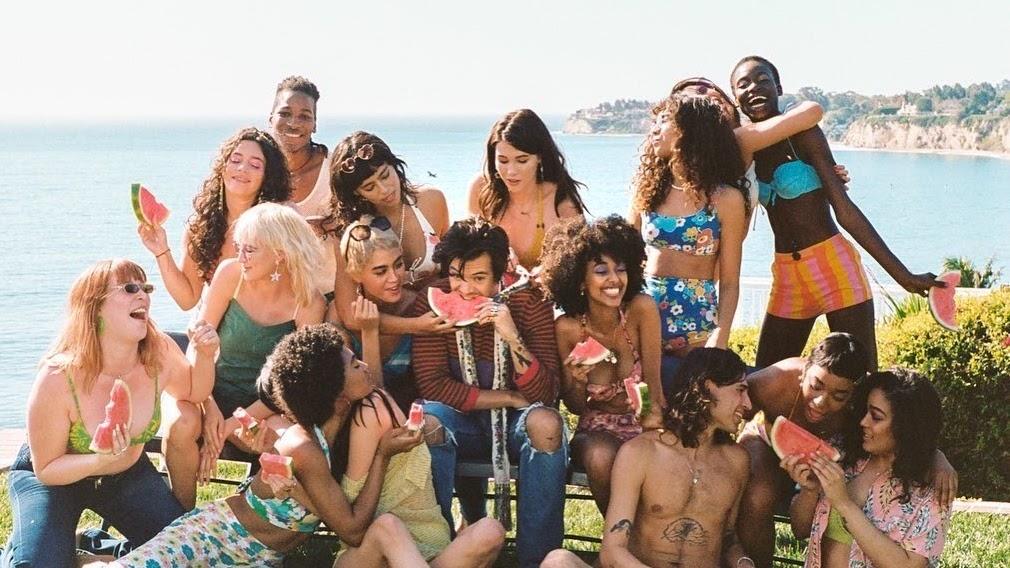 Queríamos estar em uma aglomeração na praia comendo melancias? Queríamos