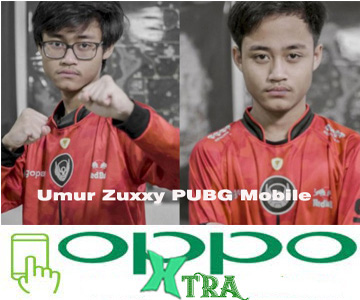 Umur Zuxxy PUBG Mobile