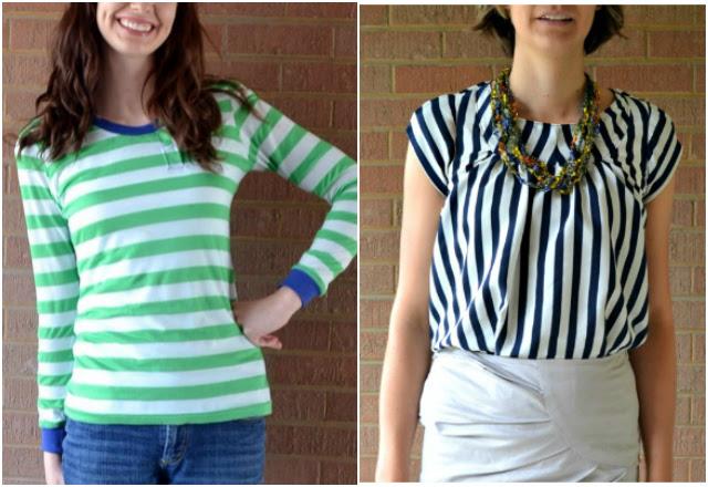Why I Wear Horizontal Stripes (and You Should Too!)