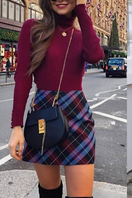 s fourth dimension to expand your wardrobe past times creating pretty outfits The Best Trending Fall Outfits Ideas