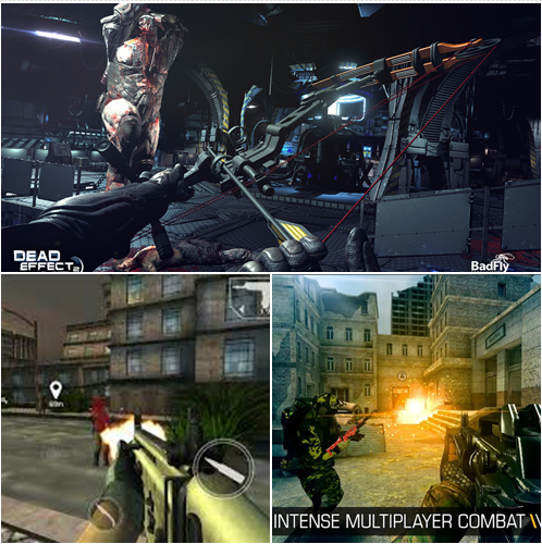 7 Game FPS Offline Ringan buat Android