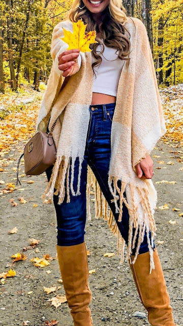 The Latest Women's Fashion Fall Outfits