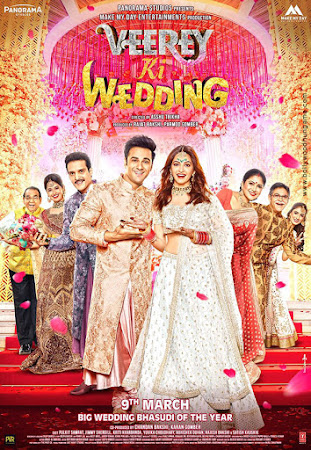 Veerey Ki Wedding (2018) Movie Poster