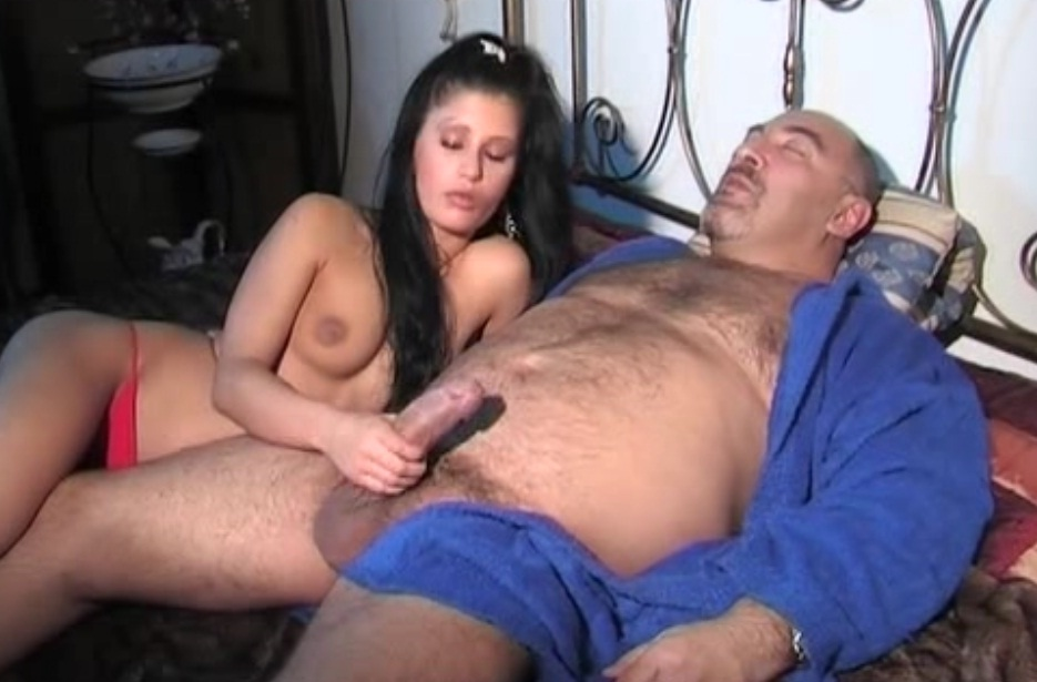 Oldman big cock for young actress 7