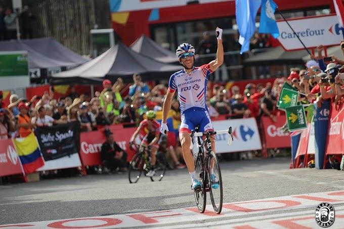 Vuelta a España 2018 - 19ª etapa