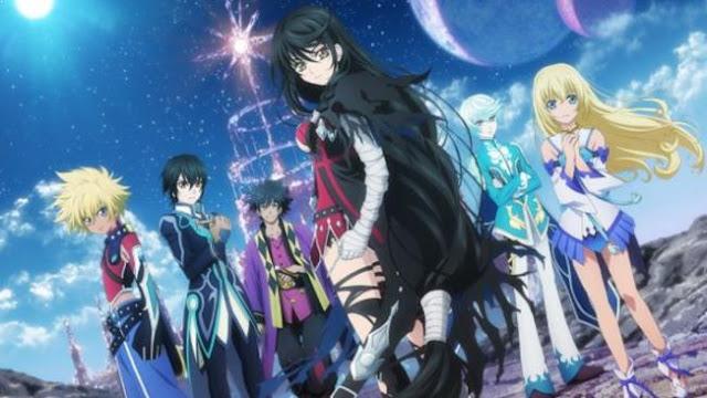 Tales Series - Anime Tokoh Utama Menggunakan Pedang