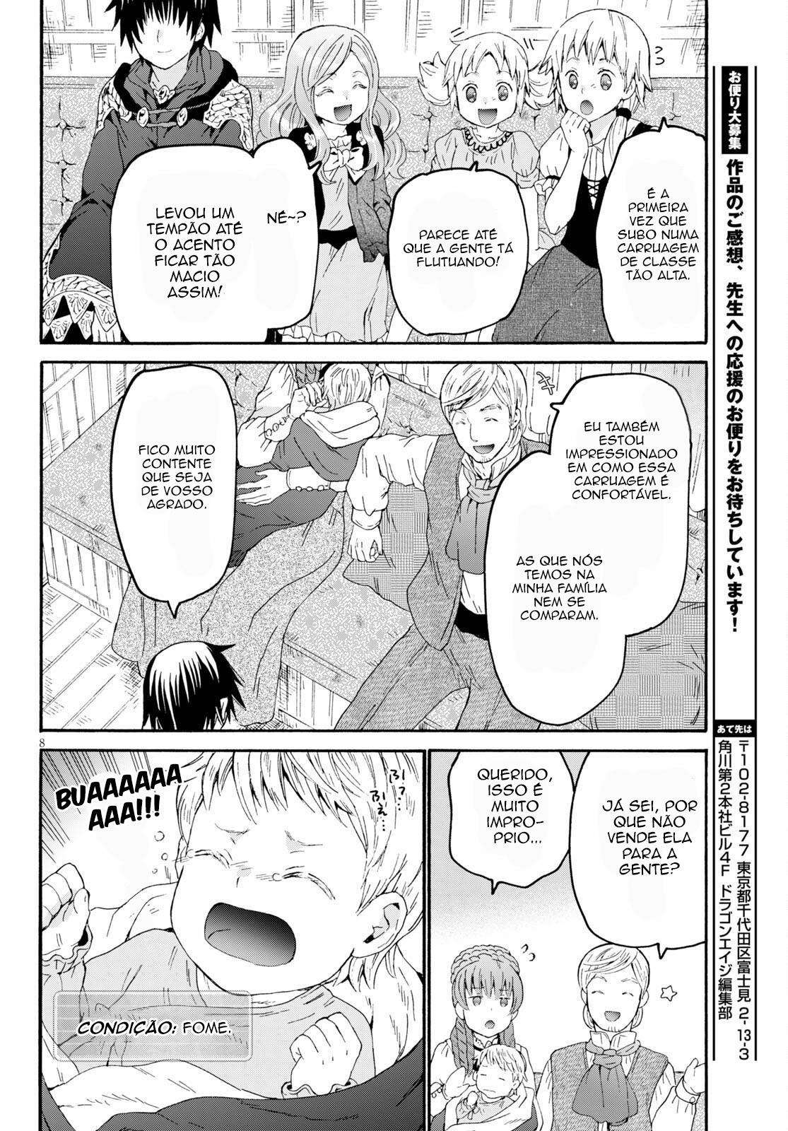 Death March Kara Hajimaru Isekai Kyousoukyoku / Death March To The Parallel World Rhapsody Mangá Online Capítulo 79
