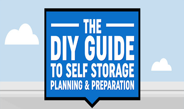 The DIY Guide to Self Storage Planning & Preparation