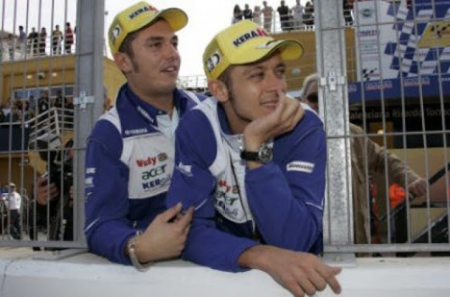 berita motogp : Sahabat Rossi : Sebenarnya Rossi sudah memiliki 9,5 gelar juara dunia