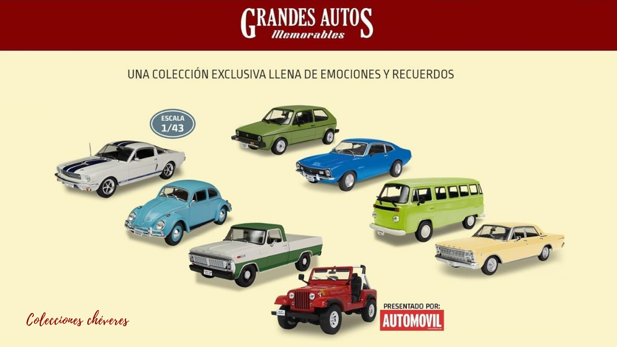 coleccion grandes autos memorables, grandes autos memorables, grandes autos memorables 1:43, grandes autos memorables coleccion, grandes autos memorables mexico, grandes autos memorables planeta de agostini