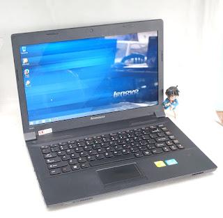 Jual Lenovo B490 Laptop Gaming Bekas