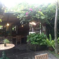 Bar of Samadi Bali Yoga Shala, Canggu, Bali