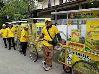 Lowongan Kerja Jakarta (Jualan Keliling Jagung Manis Cup)