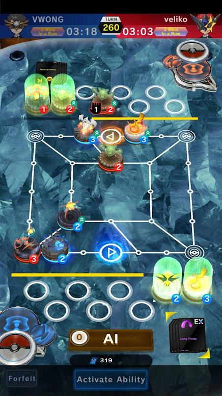 Pokémon Duel - Centro Pokémon