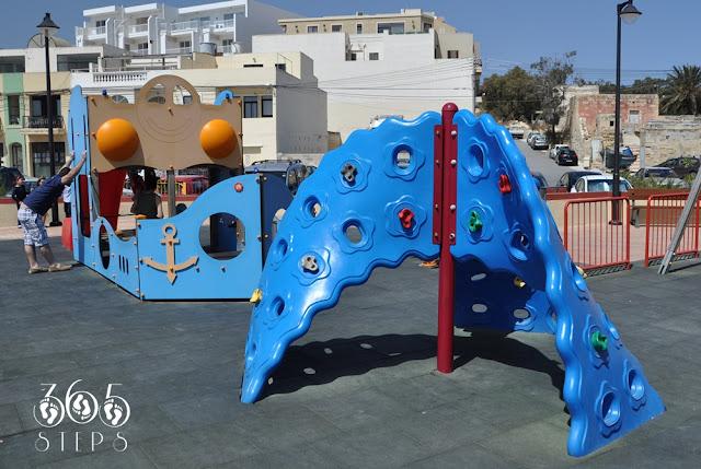 Place zabaw na Malcie