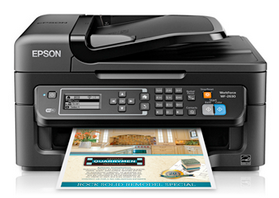 Epson WorkForce WF-2630 Drivers & Software Download