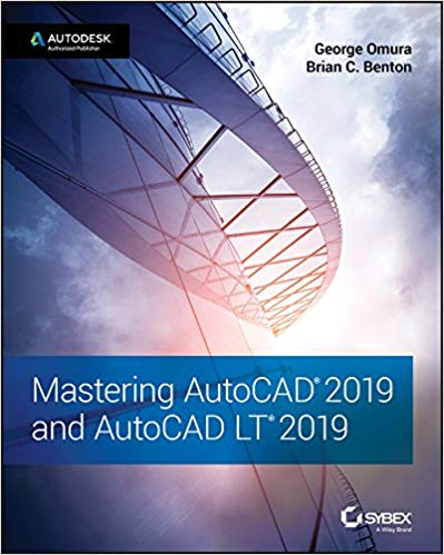 [PDF] Mastering AutoCAD 2019 And AutoCAD LT 2019 Free Download