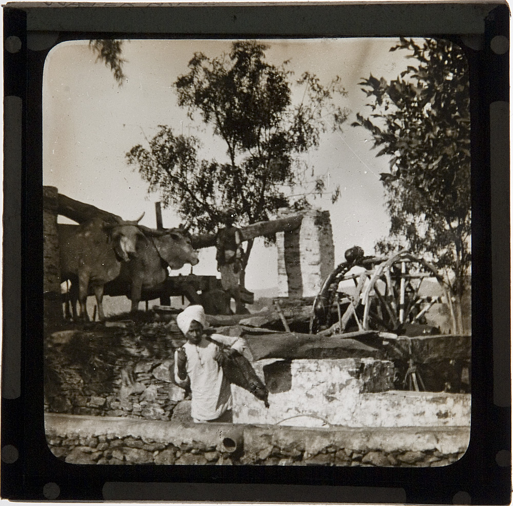 india during the 1900s