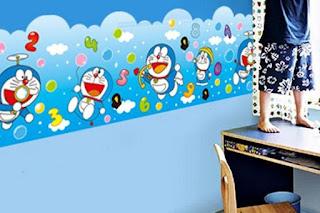 100 Wallpaper Dinding Doraemon Terbaru Gambar Dinding Terbaru