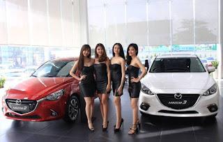 Bảng giá xe Mazda tháng 7/2017 Việt Nam