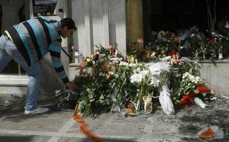 Αθώοι οι κατηγορούμενοι για την φονική επίθεση στη Marfin το 2010