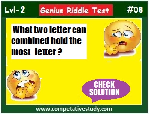 What two letter can combined the most letters?
