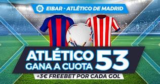 Paston Megacuota Eibar vs Atletico 21 enero 2021