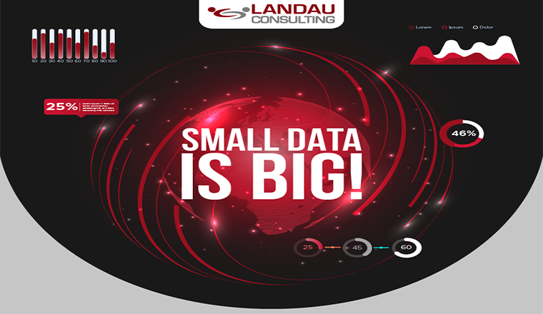 Small Data is BIG! #infographic