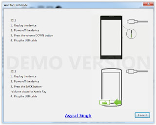 android_guide17 Guide To Upgrade or Flash Sony Xperia M5 (E5603, E5606, E5653) Using XperiFirm And Flashtool. Root
