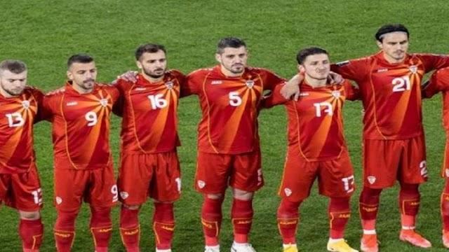 Ζάεφ: Θα επιλυθεί το θέμα με τις φανέλες της εθνικής της Βόρειας Μακεδονίας στο Euro 2020