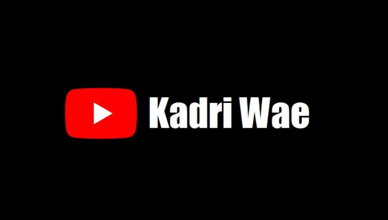Cara Dapat 1.000 Subscriber Sangat Cepat, Melalui Channel : Kadri Wae