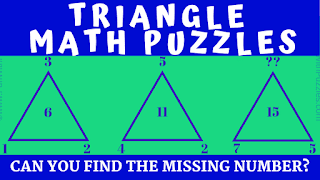 Which Number Is Missing from the Final Triangle?