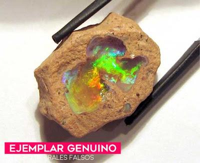 opalo de fuego cantera natural  | foro de minerales