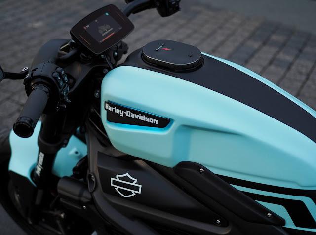 Harley Davidson LiveWire By JvB Moto Hell Kustom
